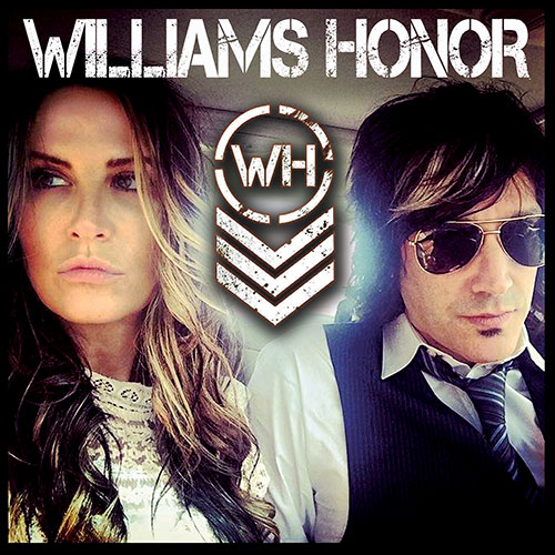 Williams Honor Debut Album Download and Physical Signed CD